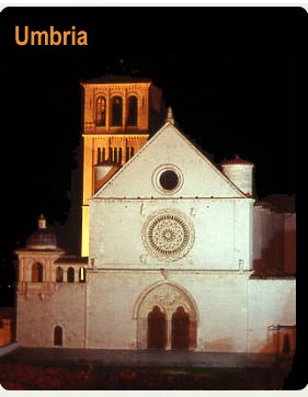 Sant Francis of Assisi - Umbria